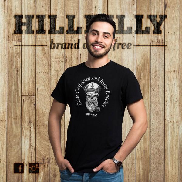 T-Shirt - Echte Ostfriesen sind harte Knochen