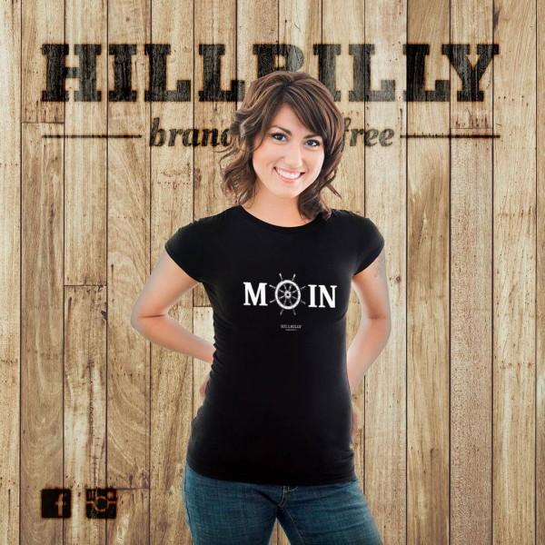 T-Shirt - Steuerrad Moin