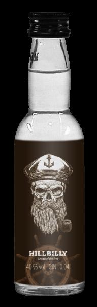 HILLBILLY Friesen-Gin Shots (1 St.) • 40%vol. • 0,04l