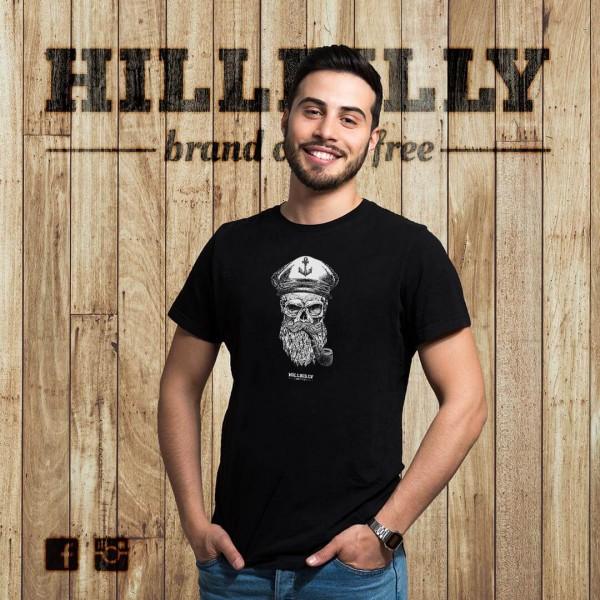 T-Shirt - Skull Captain