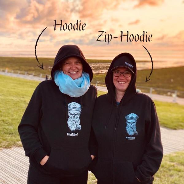 Zip-Hoodie - SkullCaptain