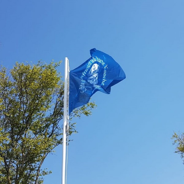 Flagge - Echte Ostfriesen • 150x90cm